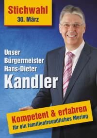 Bürgermeisterwahl 2014