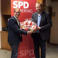 Vorstand SPD Mering