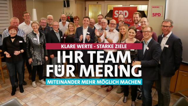 Ihr Team für Mering