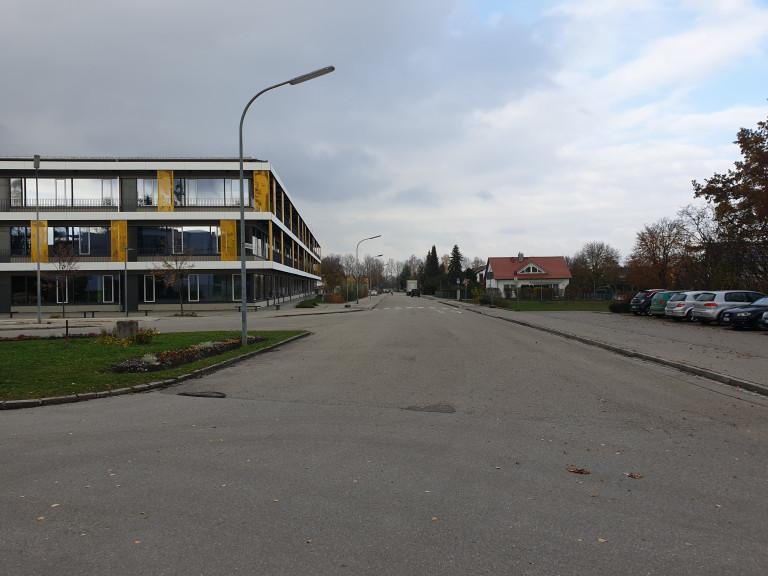 Gefährliche Verkehrssituation an der Amberieustraße